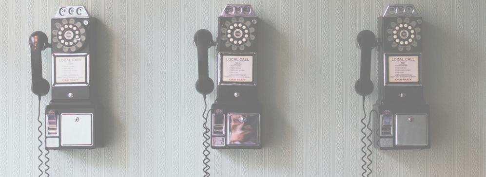 Телефонные кабели